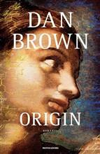 Copertina dell'audiolibro Origin di BROWN, Dan