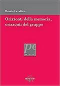 Copertina dell'audiolibro Orizzonti della memoria, orizzonti del gruppo di CAVALLARO, Renato