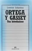 Copertina dell'audiolibro Ortega y Gasset. Una introduzione
