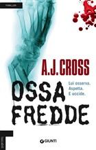 Copertina dell'audiolibro Ossa fredde di CROSS, A.J.