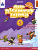 Copertina dell'audiolibro Our discovery island 5