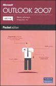 Copertina dell'audiolibro Outlook 2007 di JOHNSON, Steve
