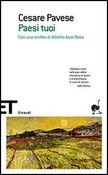 Copertina dell'audiolibro Paesi tuoi di PAVESE, Cesare