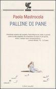 Copertina dell'audiolibro Palline di pane di MASTROCOLA, Paola