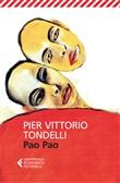 Copertina dell'audiolibro Pao Pao di TONDELLI, Pier Vittorio