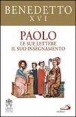 Copertina dell'audiolibro Paolo. Le sue lettere il suo insegnamento