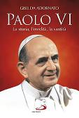 Copertina dell'audiolibro PAOLO VI. La storia, l'eredità, la santità