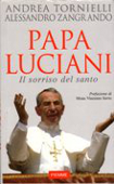 Copertina dell'audiolibro Papa Luciani: Il sorriso del santo