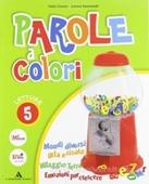 Copertina dell'audiolibro Parole a colori di CORUZZI, Carlo - RAMAZZOTTI, Lorenza