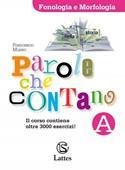 Copertina dell'audiolibro Parole che contano A di MUSSO, Francesco