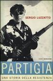 Copertina dell'audiolibro Partigia: una storia della Resistenza di LUZZATTO, Sergio