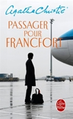 Copertina dell'audiolibro Passager pour Francfort di CHRISTIE, Agatha
