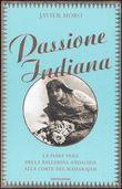 Copertina dell'audiolibro Passione indiana di MORO, Javier
