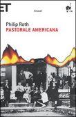 Copertina dell'audiolibro Pastorale Americana di ROTH, Philip