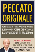 Copertina dell'audiolibro Peccato originale di NUZZI, Gianluigi