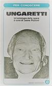 Copertina dell'audiolibro Per conoscere Ungaretti di UNGARETTI, Giuseppe