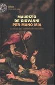 Copertina dell'audiolibro Per mano mia: il Natale del commissario Ricciardi di de GIOVANNI, Maurizio