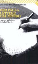 Copertina dell'audiolibro Per Paula – Lettere dal mondo