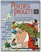 Copertina dell'audiolibro Percorsi e progetti. Itinerari letterari: la letteratura italiana dalle origini ad oggi… di CARLÀ, Marisa