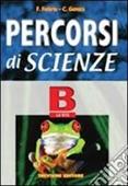 Copertina dell'audiolibro Percorso di scienze – La vita di FABRIS, F. - GENZO, C.