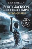 Copertina dell'audiolibro Percy Jackson e gli dei dell'Olimpo – Il ladro di fulmini vol. 1