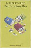 Copertina dell'audiolibro Persi in un buon libro di FFORDE, Jasper