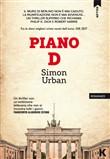 Copertina dell'audiolibro Piano D di URBAN, Simon