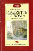 Copertina dell'audiolibro Piazzette di Roma di RAVAGLIOLI, Armando