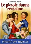 Copertina dell'audiolibro Piccole donne crescono di ALCOTT, Louisa May
