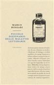 Copertina dell'audiolibro Piccolo dizionario delle malattie letterarie di ROSSARI, Marco