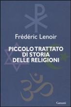 Copertina dell'audiolibro Piccolo trattato di storia delle religioni di LENOIR, Frederic