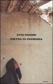 Copertina dell'audiolibro Pietra di pazienza