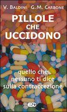 Copertina dell'audiolibro Pillole che uccidono di BALDINI, V. - CARBONE, G.M.
