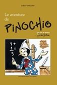 Copertina dell'audiolibro Pinocchio in dialetto veneto di COLLODI, Carlo