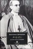 Copertina dell'audiolibro Pio XII