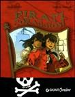 Copertina dell'audiolibro Pirati coraggiosi di SURGET, Alain - MARNAT, Annette