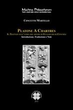 Copertina dell'audiolibro Platone a Chartres: il trattato sull'anima del mondo di Guglielmo di Conches di MARTELLO, Concetto