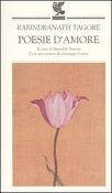 Copertina dell'audiolibro Poesie d'amore di TAGORE, Rabindranath