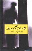 Copertina dell'audiolibro Poirot e i quattro di CHRISTIE, Agatha