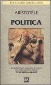 Copertina dell'audiolibro Politica di ARISTOTELE