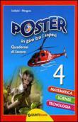 Copertina dell'audiolibro Poster. 4: Matematica, scienze, tecnologia di VECCHI, Nadia - MORGESE, Roberto