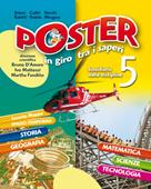 Copertina dell'audiolibro Poster 5: Matematica, scienze, tecnologia di VECCHI, Nadia - MORGESE, Roberto