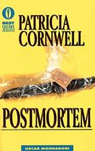 Copertina dell'audiolibro Postmortem di CORNWELL, Patricia