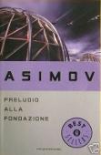 Copertina dell'audiolibro Preludio alla fondazione di ASIMOV, Isaac