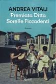 Copertina dell'audiolibro Premiata ditta Sorelle Ficcadenti di VITALI, Andrea