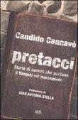 Copertina dell'audiolibro Pretacci: storie di uomini che portano il Vangelo sul marciapiede di CANNAVÒ, Candido