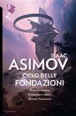 Copertina dell'audiolibro Prima Fondazione di ASIMOV, Isaac (Traduzione di Cesare Scaglia)