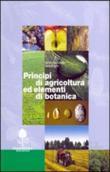 Copertina dell'audiolibro Principi di agricoltura ed elementi di botanica di BACCICHETTO, Manlio - TURRIN, Serena