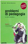 Copertina dell'audiolibro Problemi di pedagogia – vol. 3