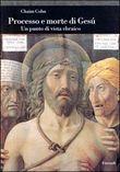 Copertina dell'audiolibro Processo e morte di Gesù